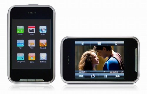 8GB 2.8 Inch Full Touch Screen MP4 Player