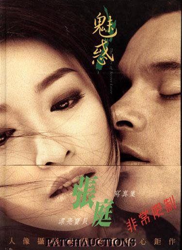 Asian Oriental Taiwan Movie Book The Story Of Secret Lover #212