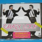 CRAZY LOOP Mm-Ma-Ma 4-TRK CD DAN BALAN O-ZONE Dragostea