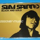 SAM SPARRO Black And Gold 4-TRK CD SINGLE 2008