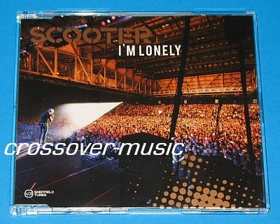 SCOOTER Vs FELIX PROJECT I'm Lonely GER REMIX CD 2008