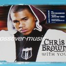 CHRIS BROWN With You GER 6-TRK REMIX CD 2008 ESPEN LIND