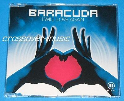 BARACUDA Vs LARA FABIAN I Will Love Again 10mx CD 2008