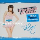 KATY PERRY I Kissed A Girl 3TR RMX CD 2008 CATHY DENNIS