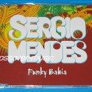 SERGIO MENDES WILL.I.AM SIEDAH GARRETT Funky Bahia CD