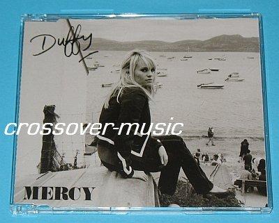 DUFFY Mercy GERMAN 5-TRACK CD SINGLE 2008 EG WHITE NEW
