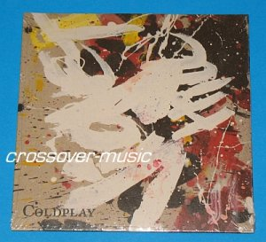 COLDPLAY Violet Hill 2-TRACK CD SINGLE in cardsleeve