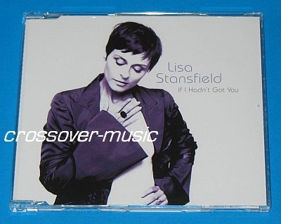 LISA STANSFIELD If I Hadn't Got You 6mx CD TREVOR HORN