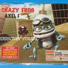 CRAZY FROG Axel F 5TR CD SINGLE 2005 HAROLD FALTERMEYER