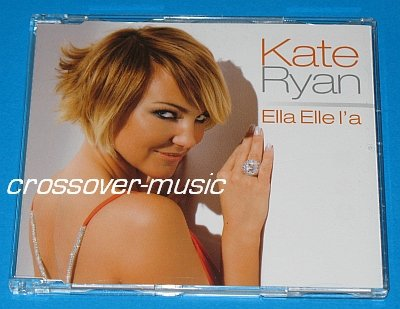 KATE RYAN Vs FRANCE GALL Ella Elle L'a 3-TR CD L.I.L.Y.