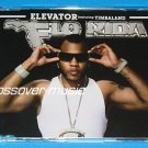 FLO RIDA Elevator Ft. TIMBALAND 5-TR CD 2008 Low T-PAIN