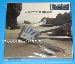 JAMIROQUAI High Times LIMITED GERMAN 2-CD SET w/REMIXES