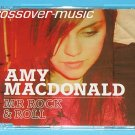 AMY MACDONALD Mr Rock & Roll GERMAN 3-TR CD SINGLE 2008
