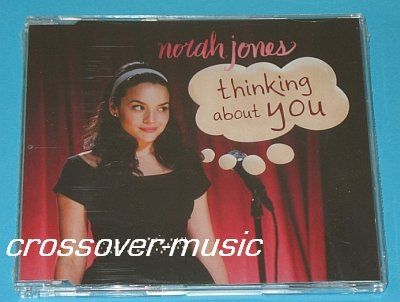NORAH JONES Thinking About You 3-TRACK CD 2007 sealed