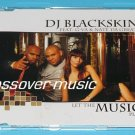 DJ BLACKSKIN Vs SHANNON Let The Music Play GER 3-MIX CD