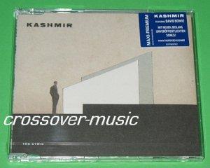 KASHMIR Ft. DAVID BOWIE The Cynic GER 4-TRK CD sealed