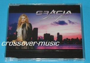 GRACIA Run & Hide GER 4-TR CD 2005 EUROVISION sealed