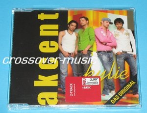 AKCENT Kylie GER 2-MIX CD 2005 O-ZONE Dragostea Din Tei