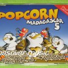 MADAGASCAR 5 Popcorn GER 2mx CD 2005 CRAZY FROG