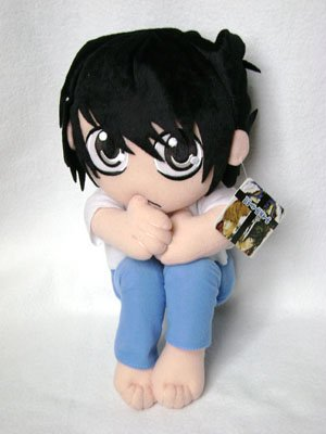 Death Note L (Sitting) Plush