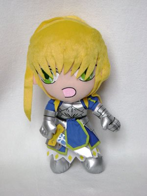 Fate / Stay Night Saber Plush