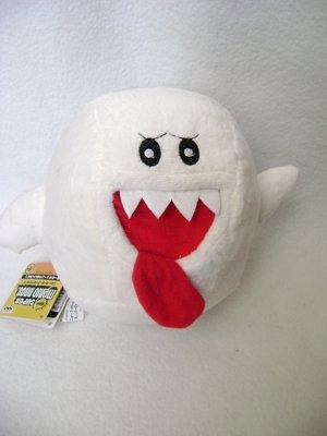 Super Mario Boo Buddy Plush