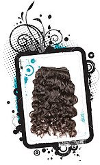 10 - 14 Inches Machine Weft Indian Hair- Curly