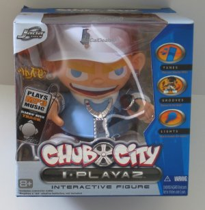 Chub City I-Playaz Hype Interactive Figure