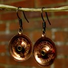 Handmade Vintage Roulette Earrings!