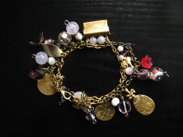 Handmade Charm Bracelet - No 5