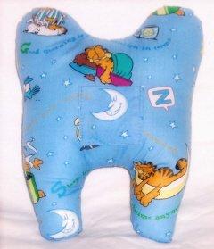 Garfield Tooth Pillow
