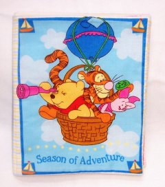"""Season of Adventure""  Fabric Book"