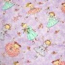 """""""Ballerina / Purple"""" Child Apron"""