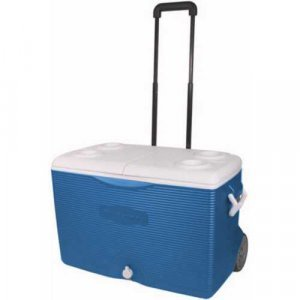 Rubbermaid Wheeled Cooler (60 qt.)
