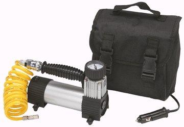 Portable 12 Volt High Volume Air Compressor (100 PSI)