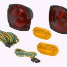 Deluxe 12 Volt Trailer Light Kit