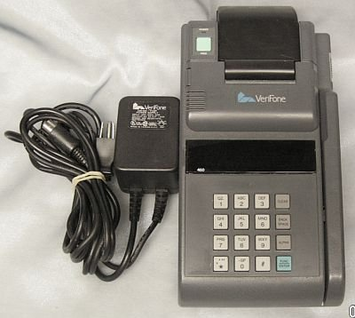 VeriFone Tranz 460 Terminal and Printer Refurbished