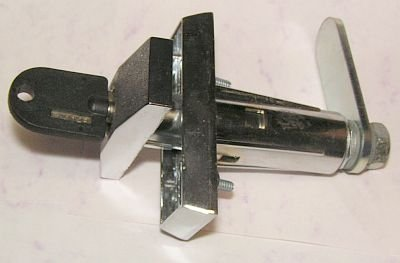LAI 1.4 Turn Pop Out T Handle Lock Assembly # T1