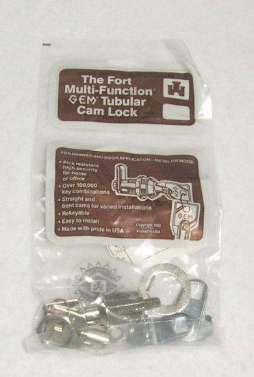 "Fort GEM 7.8"" Tubular Cam Lock MFW 1078 NEW"