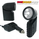 RoadPro DC Rechargeable Flashlight