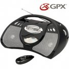 GPX  CD/CDR/CDRW Boom Box