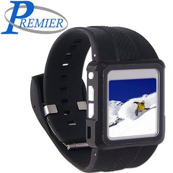 Premier MP4 Digital Wrist Watch