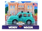 Retired Chevron Car Wendy Wagon Brand New! Number 2 1996 Complete Rare!