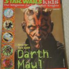 Rare 1999 Scholastic Star Wars Kids Darth Maul Magazine Episode 1 New Posters