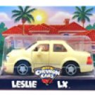Retired Chevron Car Leslie LX Brand New! Number 10 1998 Complete Rare!