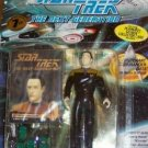 Star Trek TNG Next Generation Data Movie Playmates Action Figure New Complete