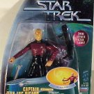 Star Trek TNG Capt Picard Galactic Gear Warp Playmates Action Figure Brand New