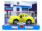 Retired Chevron Car Tina Turbo Brand New! Number 12 1998 Complete Rare!