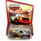 Disney Pixar Cars Movie Darrell Cartrip New Mint Die Cast Rare 17 Waltrip