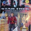 Star Trek TNG Next Generation Movie Pavel A Checkov Playmates Action Figure New Complete